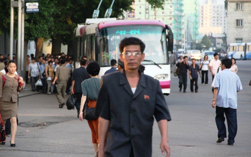 Pietų Korėjoje – mirčių darbe virtinė
