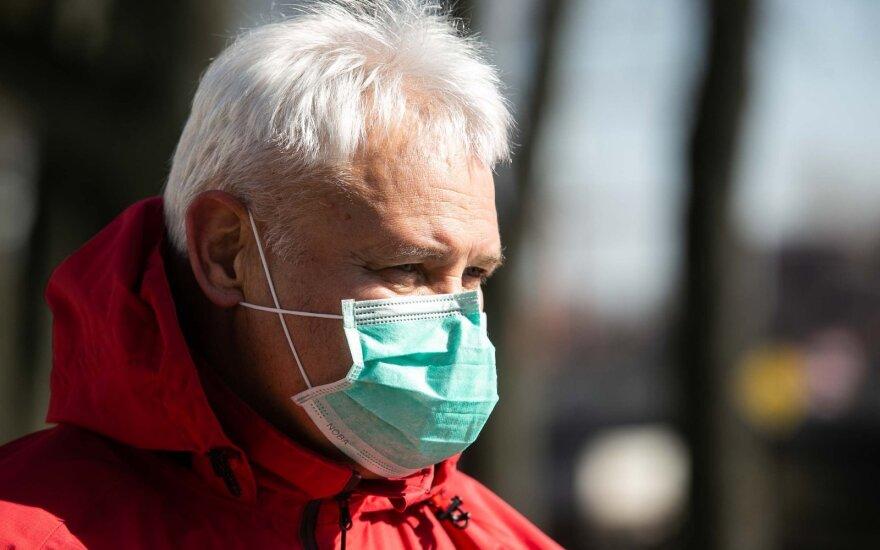 Grubliauskas: Klaipėdos universitetinėje ligoninėje – dar du medikių susirgimo atvejai