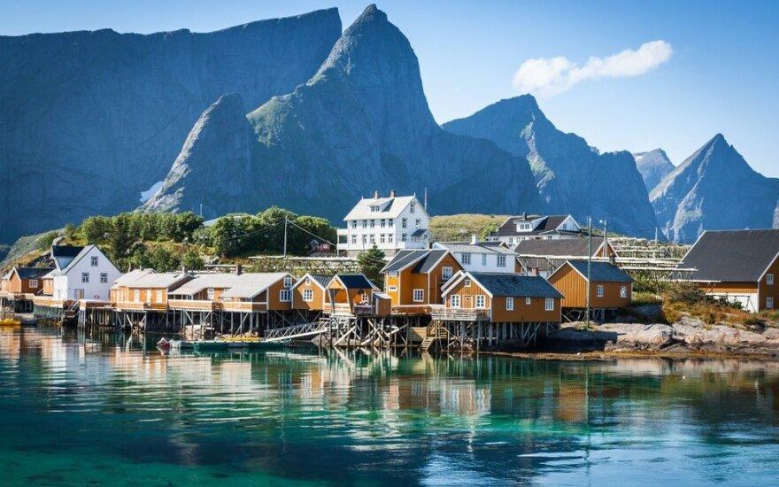 Su keliautojų antplūdžiu nesusitvarkanti Norvegija planuoja turistų mokestį