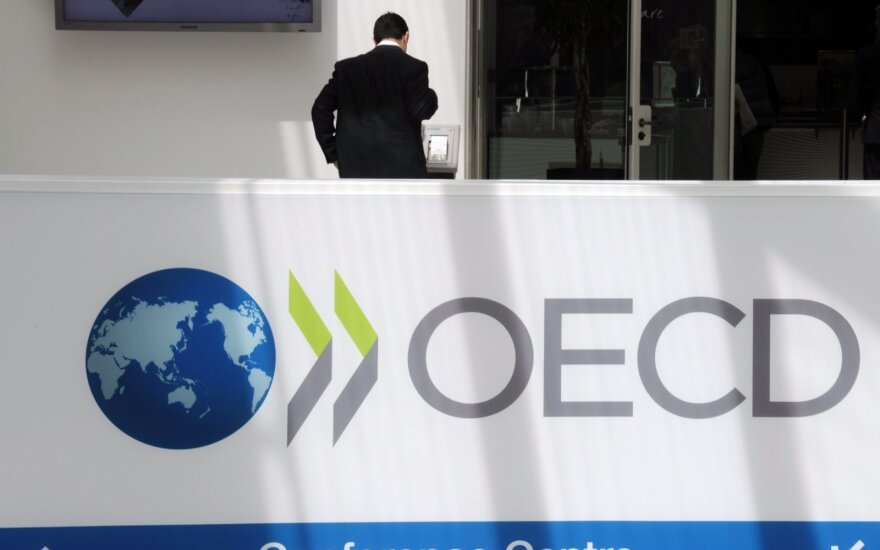 Lithuania finalizes OECD membership talks