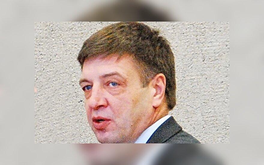 """Audrius Šapalas // """"Žemaičio"""" nuotr."""