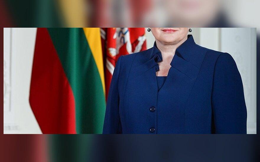 Naujametis Prezidentės sveikinimas: apie eurą, Nepriklausomybę ir naujus tikslus
