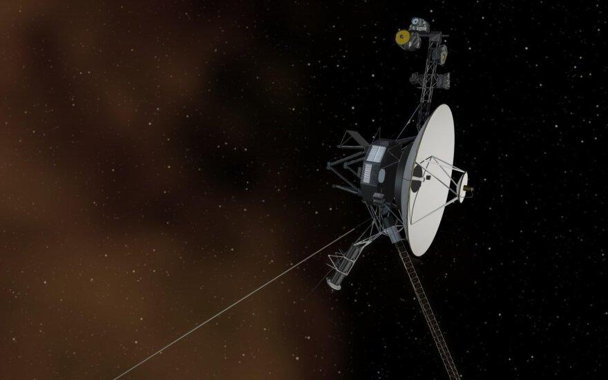 Erdvėlaivis Voyager