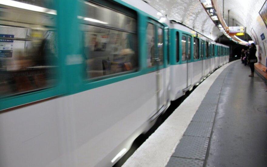 A. Zuokas išsišaipė iš metro projekto