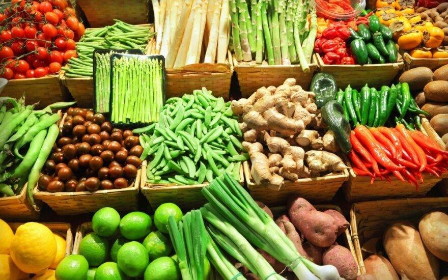 Sveikatai palankus maistas – brangesnis?
