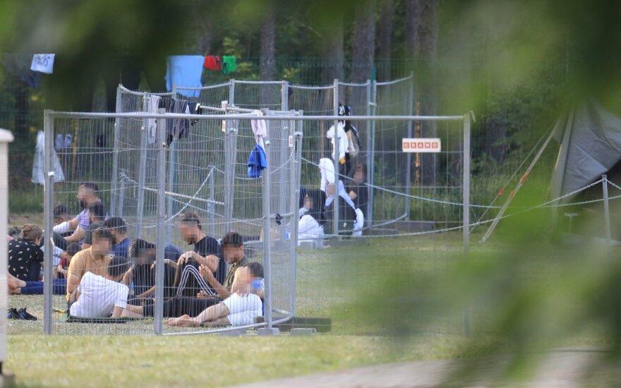 Praėjusią parą pasieniečiai sulaikė dar 118 neteisėtų migrantų iš Baltarusijos