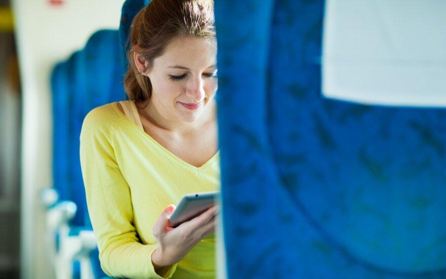 Keliavimas traukiniu