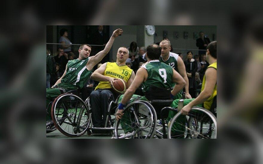 Neįgaliųjų krepšinis