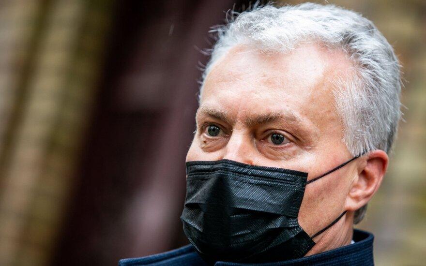 Nausėda condemns ex-speaker's remark about Tomasevski