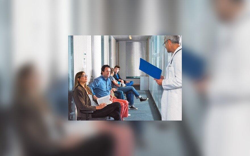 Vizitas pas gydytoją