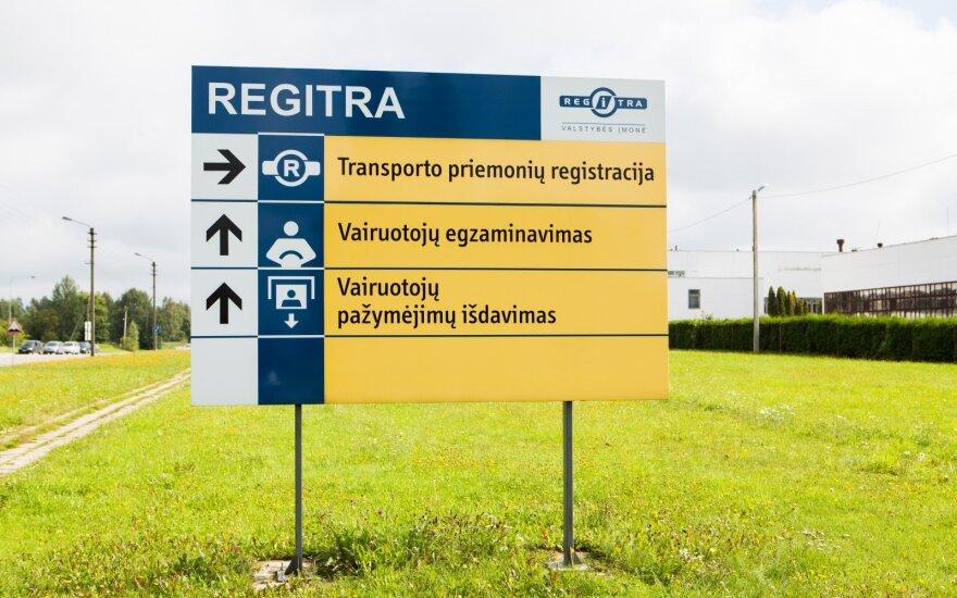 """Regitra"" (asociatyvi nuotr.)"