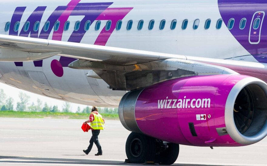 Wizz Air expands its base in Vilnius