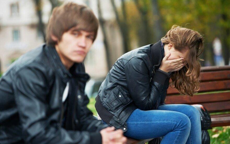 Tyrimas parodė: trečdalis žmonių Lietuvoje jaučiasi nelaimingi