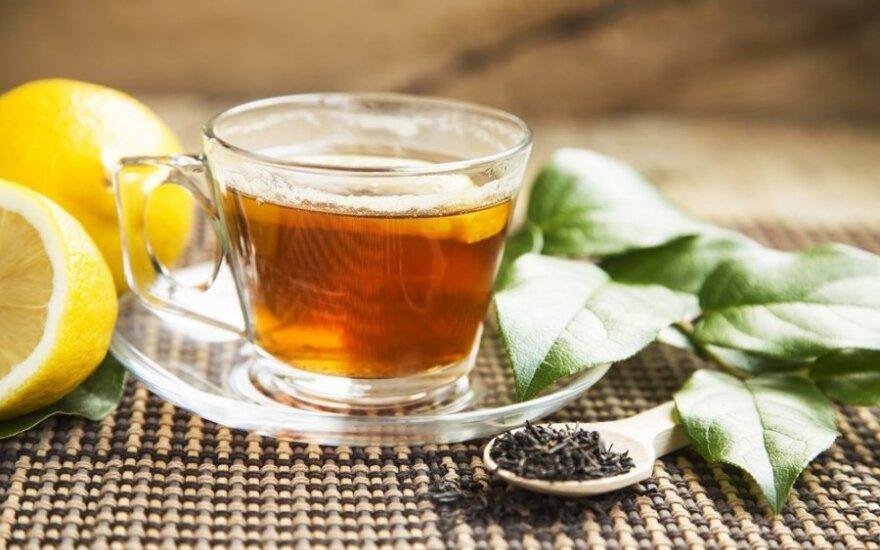 7 priežastys, kodėl naudinga gerti arbatą