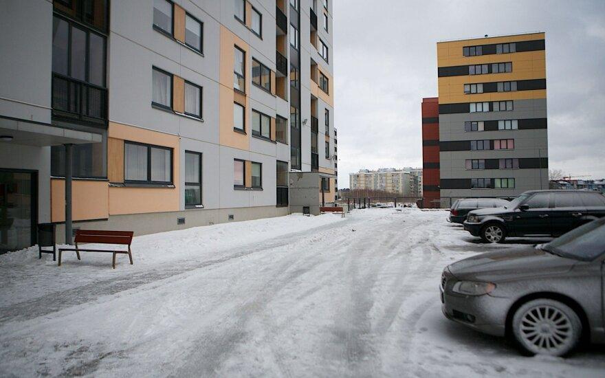 Vilniaus būsto rinkoje – pavojingos tendencijos