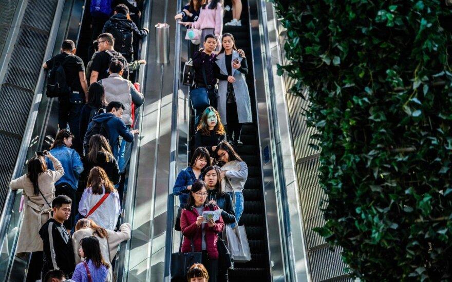 Prekybos karo akivaizdoje Kinija žada gerokai plėsti finansų rinkos atvirumą