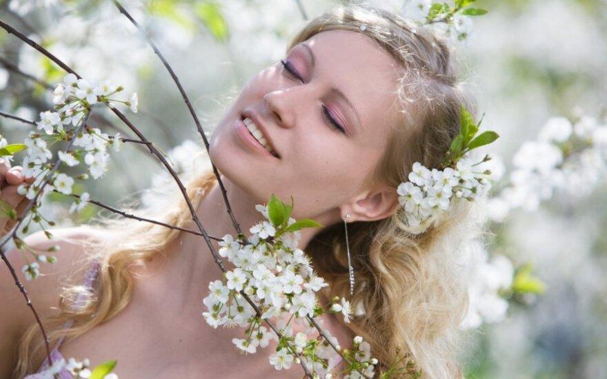 Amžinos jaunystės kvapai