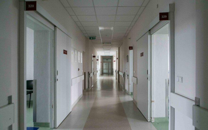 Vilniaus ligoninėje mirė dėl kaukolės lūžio atvežtas vyras