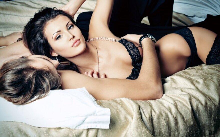 3 pagrindinės klaidos, kurias moterys daro lovoje