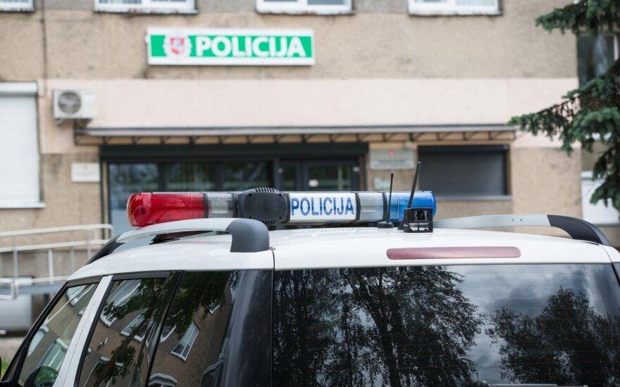 Vilniuje įmonės darbuotojas pasigedo siuntos dalies už 194 tūkst. eurų