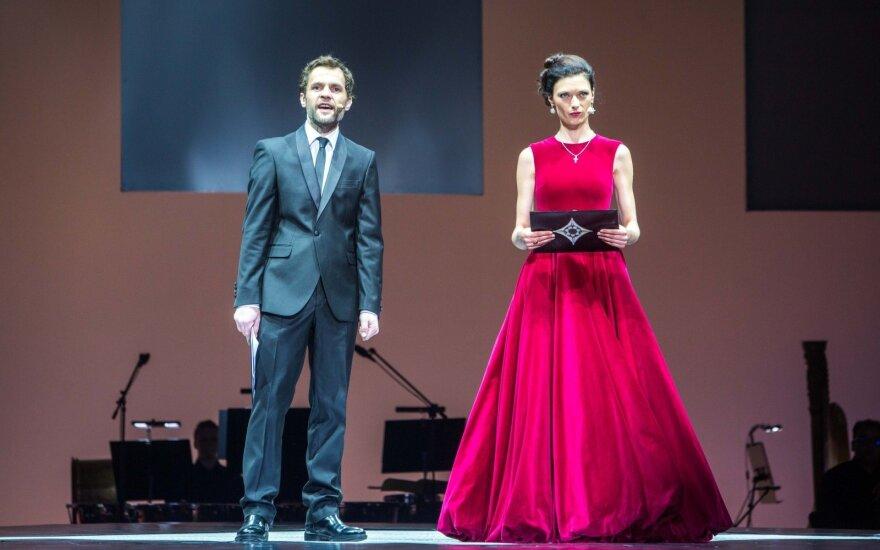 Vilma Raubaitė ir Darius Gumauskas
