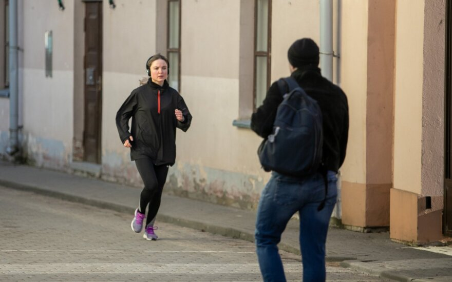 Lithuania eases outdoor restrictions