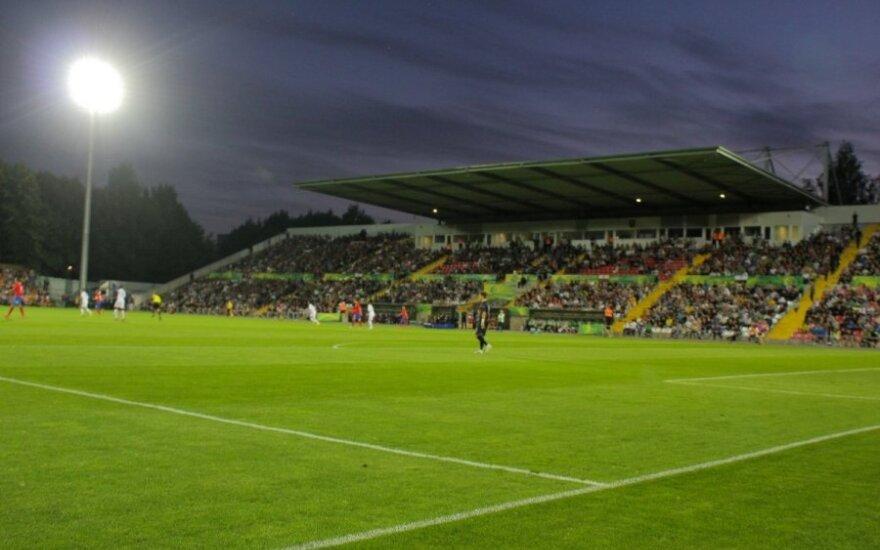 Europos U19 futbolo čempionato Marijampolėje finalas: Serbija - Prancūzija