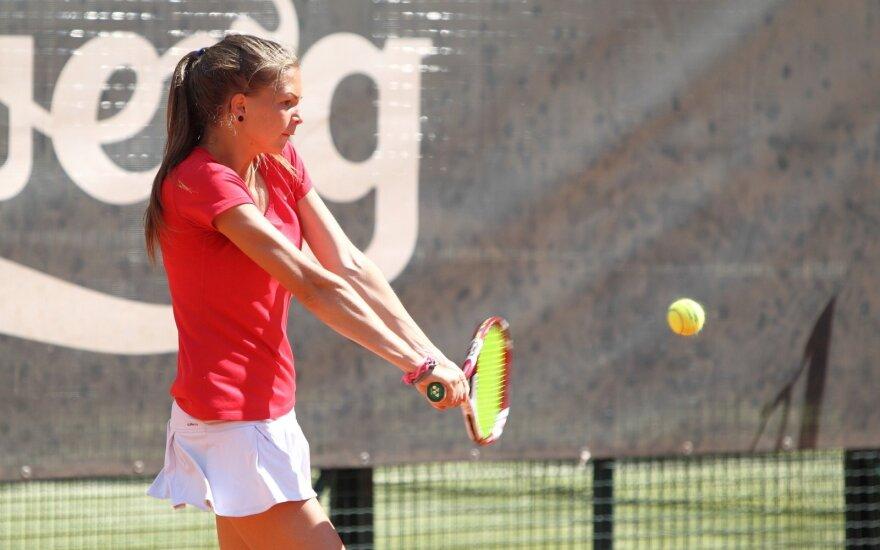 Vilniaus teniso akademijos sportininkų laukia karšta vasara