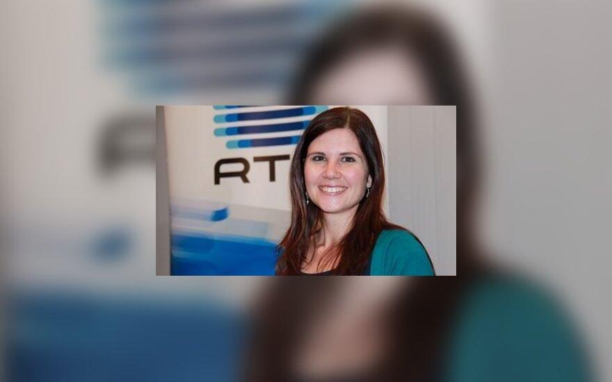 Filipa Sousa. RTP nuotr.
