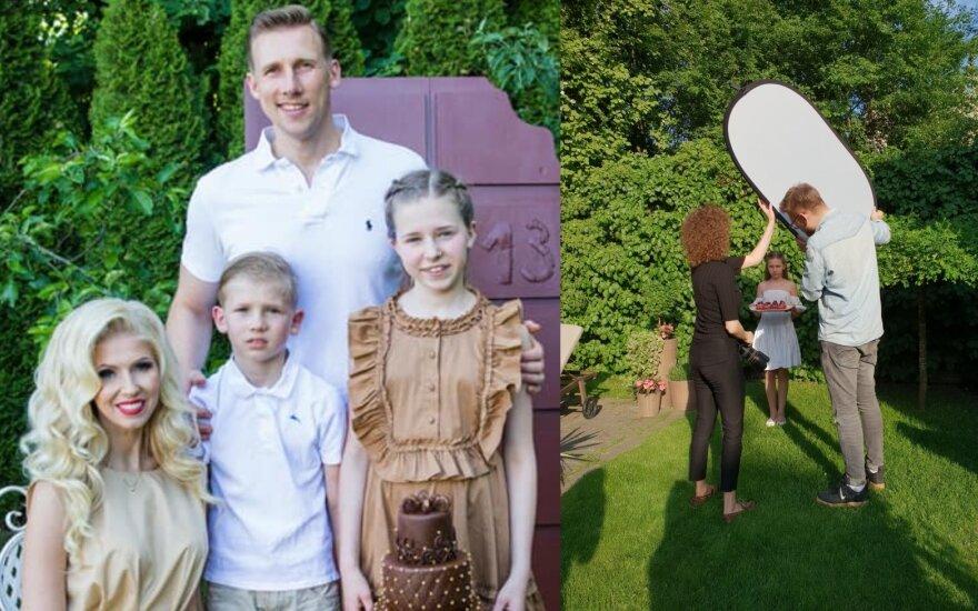 Ingos Stumbrienės šeima