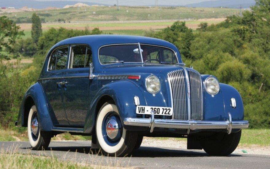 Opel Admiral (1937 m.)