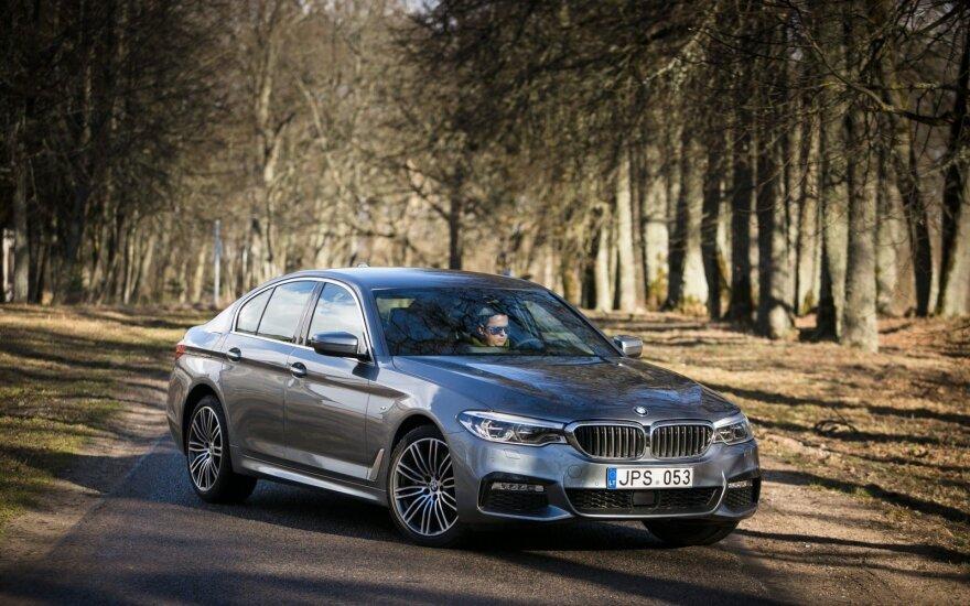 """Septintos kartos """"BMW 5"""""""