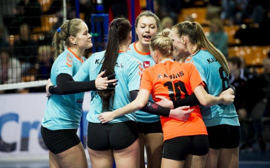 Po dramatiškų finalų paaiškėjo Lietuvos tinklinio čempionės ir čempionai