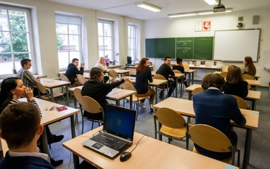 Lithuanian schools to hold lesson on national security