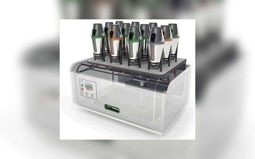 Futuristiškas maisto spausdintuvas