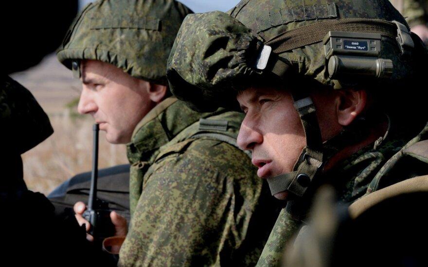 Rusija ketina dislokuoti kariuomenės diviziją Kaliningrade