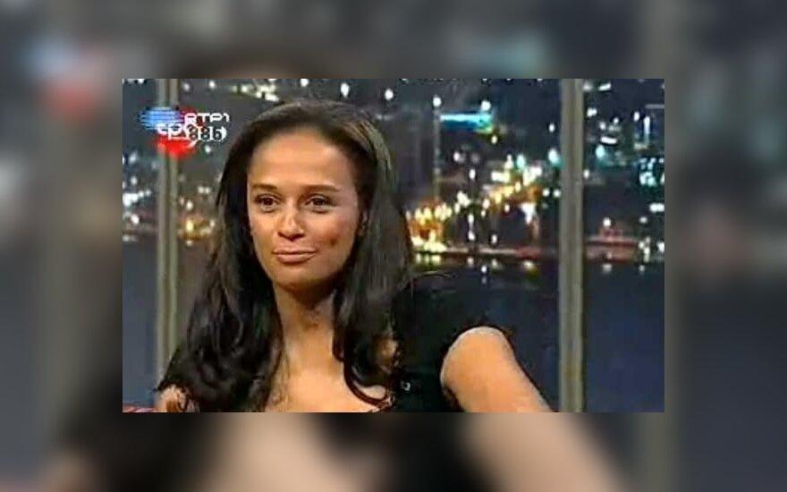 Isabelle dos Santos