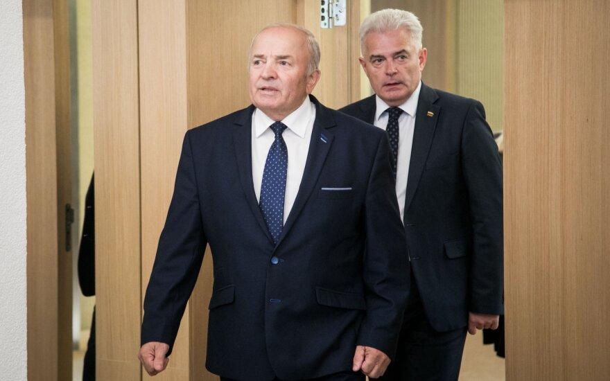 Vytautas Kamblevičius, Kęstutis Bartkevičius