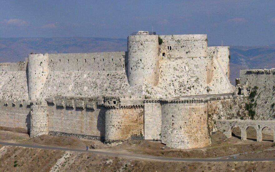 Kryžiuočių pilis Sicilijoje