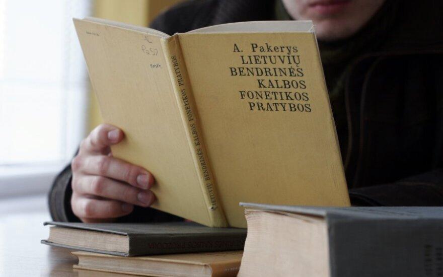 R.I.T.A. Verkia dėl lietuvių kalbos mirties, o paskui dalijasi milijonus