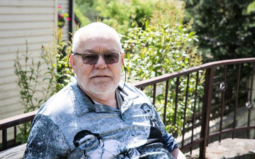 Fotografijos legenda Antanas Sutkus prabilo apie gyvenimą su vėžio diagnoze, geriausią atrastą vaistą ir gydytojus nuo Dievo