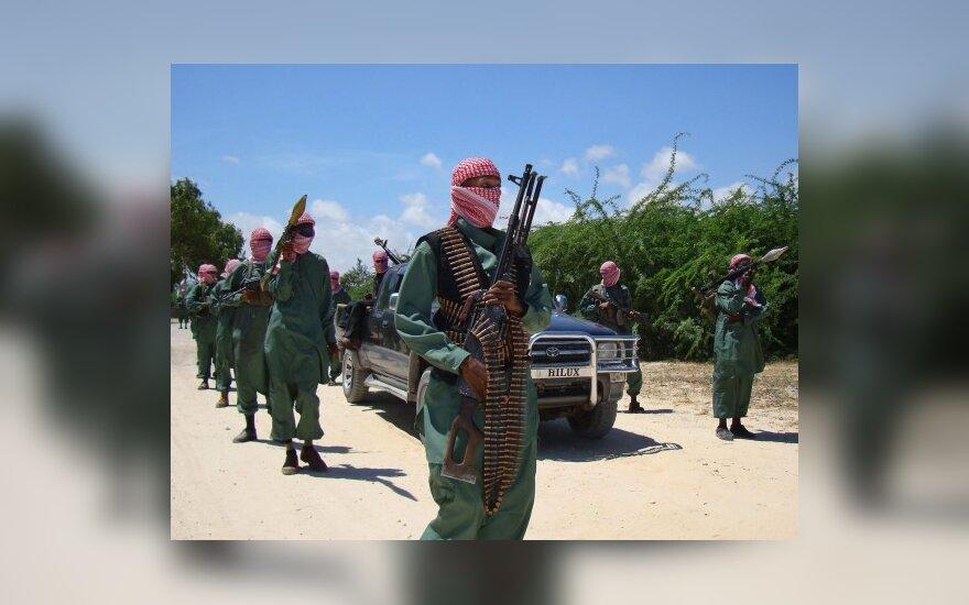 Pagrobtiems Somalyje prancūzams gresia šariato teismas