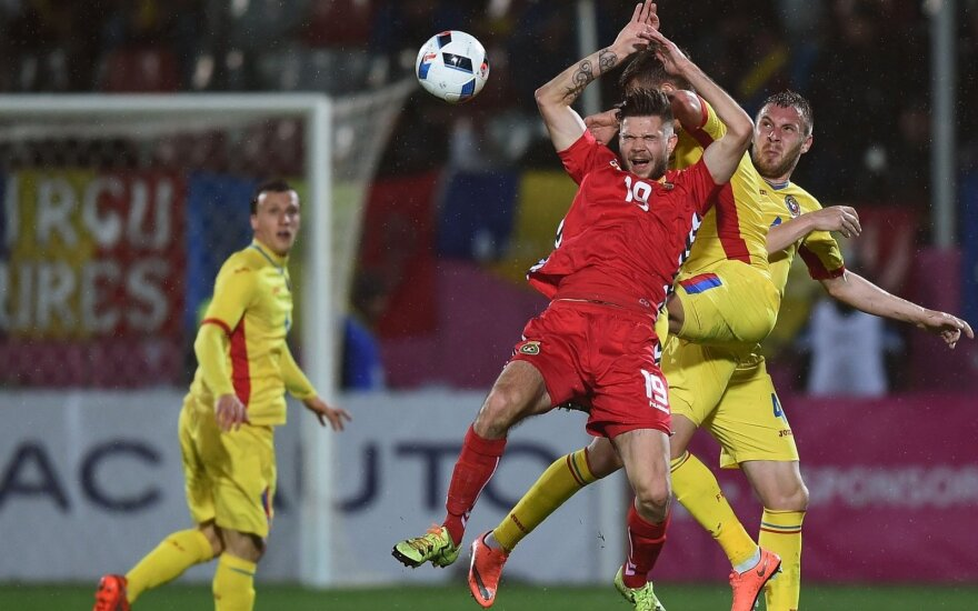 Trylikta L. Spalvio atstovaujamos ekipos pergalė Danijos futbolo elite