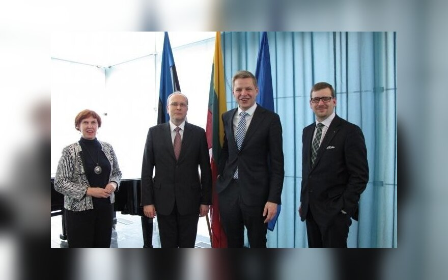 AGM of the Estonian Chamber of Commerce in Lithuania