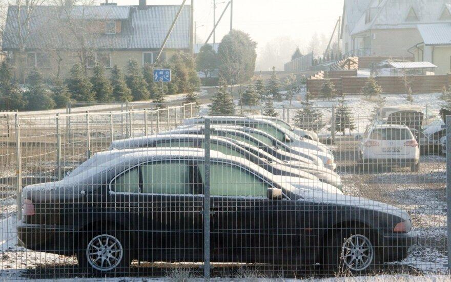 Lietuvoje – stingdantis šaltis: kai kur jutiminė temperatūra gali siekti -21ºC
