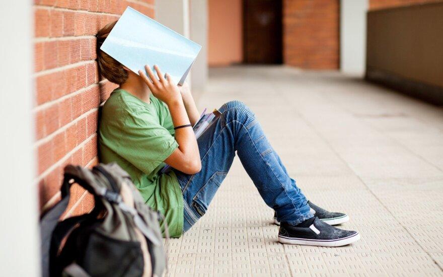 """Kaip išgyventi vidurinėje mokykloje? Atsakymai knygoje """"Mokšė"""""""