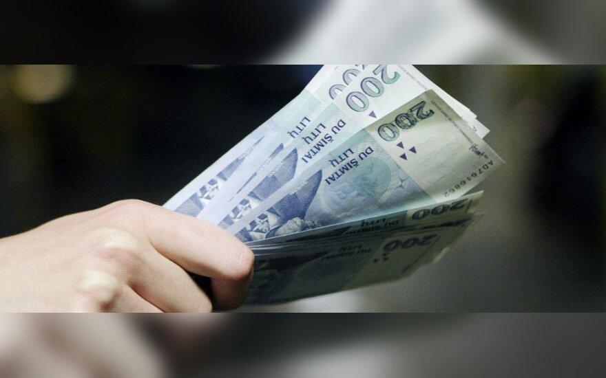 Naujas bankų konkurentas keičia žaidimo taisykles