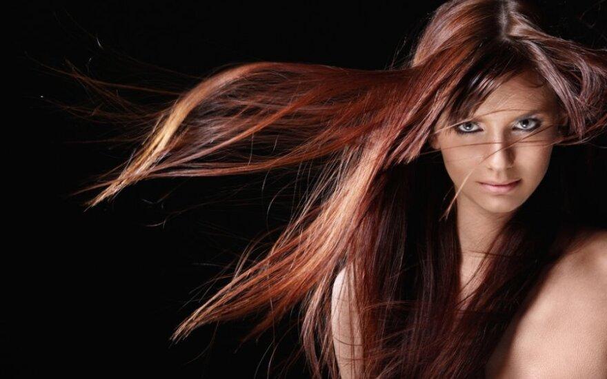 Gudrybės, kaip suvaldyti nepaklusnius plaukus