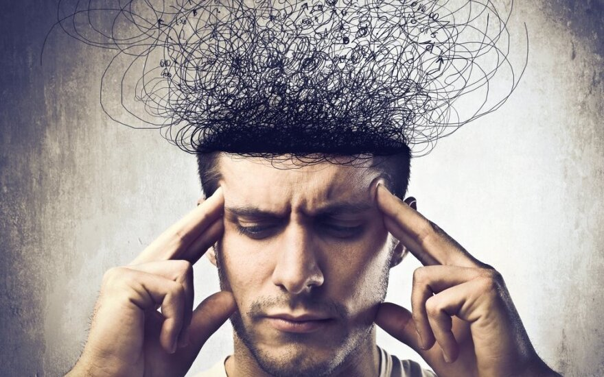 Atrastas naujas depresijos diagnostikos ir gydymo būdas