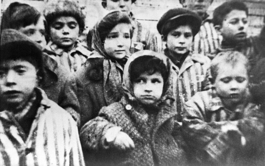 Žiauriausios nacių koncentracijos stovyklos: Baltarusijoje tokios buvo įrengtos vaikams donorams